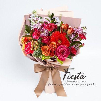 Happy Fiesta Bouquet