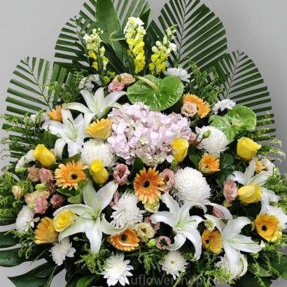 Condolence Flowers 1