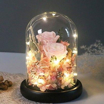 Preserved Flowers-Two...
