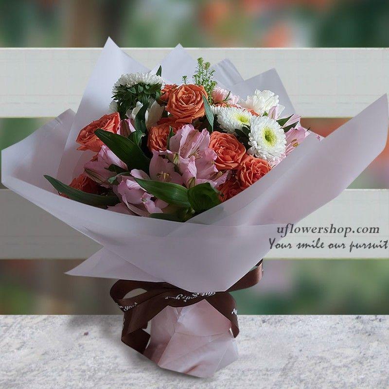 Dream Rouge Bouquet