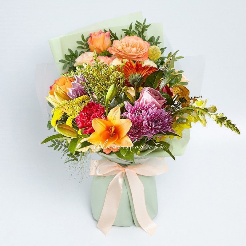Happiness Forever Bouquet